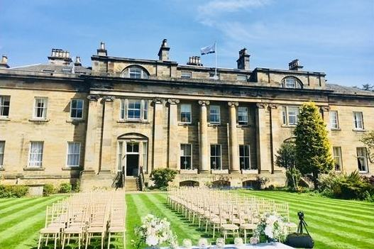 balbirnie house hotel weddings